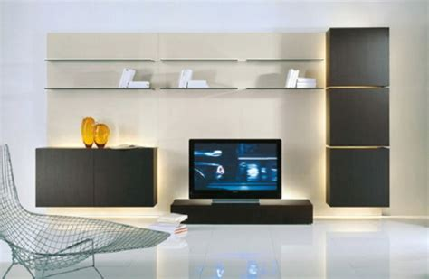 modern wall storage modern and colorful wall unit