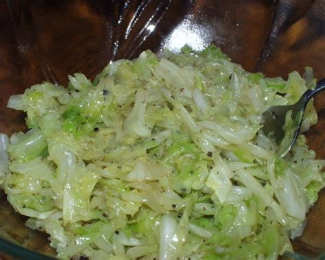 cooked cabbage recipe food com