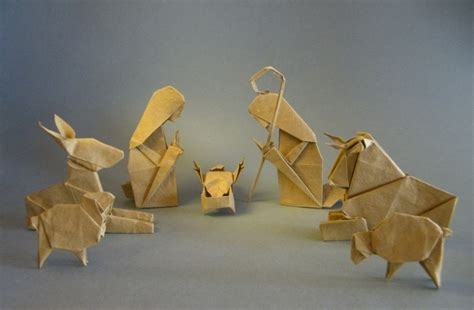 Nativity Origami - 24 themed origami models to fill you with