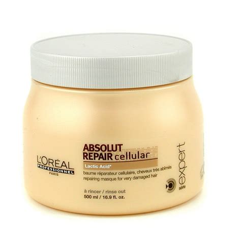 Loreal Hair Mask l oreal professionnel expert serie absolut repair