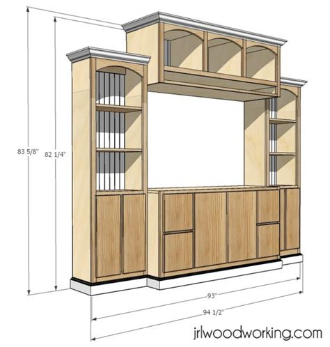 mackintosh furniture techniques shop drawings for 30 designs books 1000 ideas about custom entertainment center on