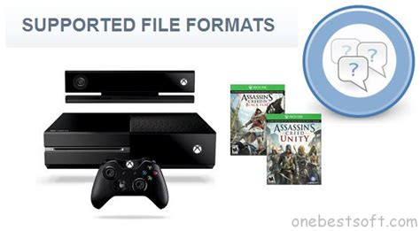 format file xbox media and format compatibility for xbox one console one