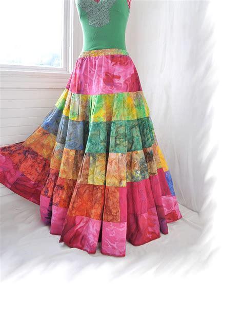 Colourful Skirt colorful skirts skirt ify