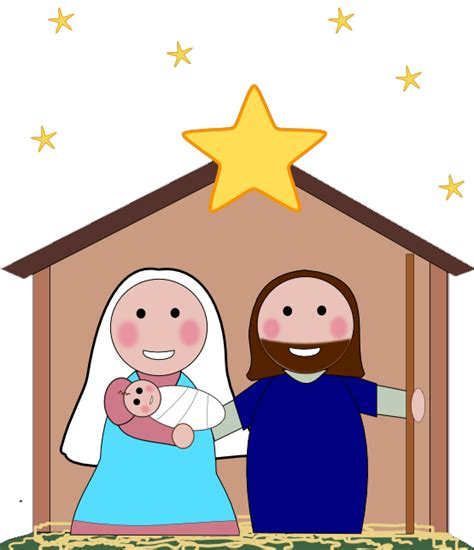clipart presepe free nativity clip