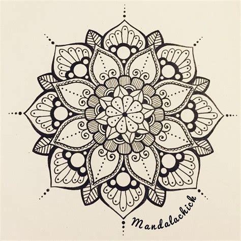 tattoo oriental mandala resultado de imagem para tattoo mandala design rajz