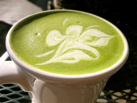 Green Coffee Latte favourite alcoholic non alcoholic beverages hey georgie