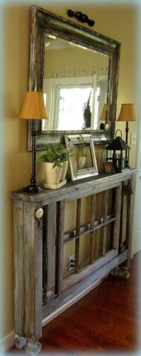 small entryway console table foter
