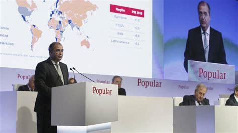 banco popular valencia oficinas bruselas aprueba definitivamente la compra del banco