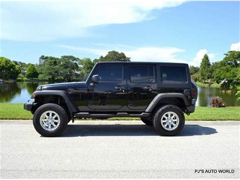 2011 Jeep For Sale 2011 Jeep Wrangler For Sale On Classiccars 3 Available
