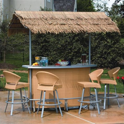 Simple Outdoor Bar Ideas Backyard Bar Ideas
