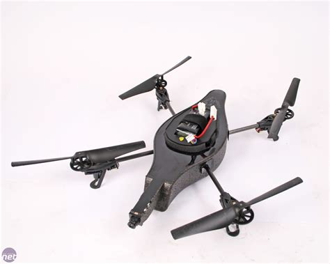 Drone Rc parrot ar drone rc helicopter review bit tech net