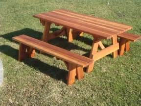 Cost for making picnic tables 171 picnic tables