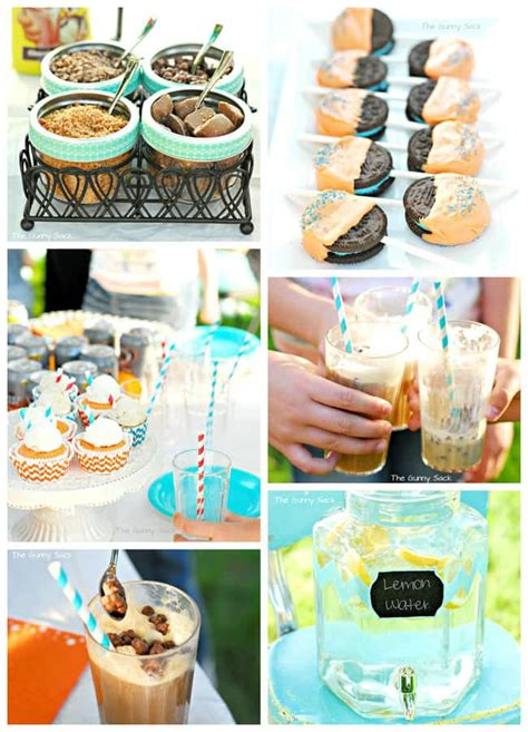 summer party ideas summer party idea root beer float ice cream social