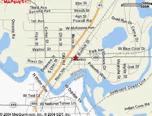 map of dunnellon florida fero sons insurance find us map