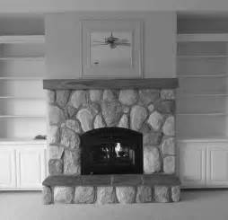 Indoor stone fire places decoration feat khaki velvet chaise lounge