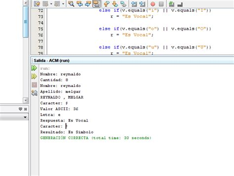 manejo de cadenas con java trinisoft - Manejo De Cadenas En Java Netbeans