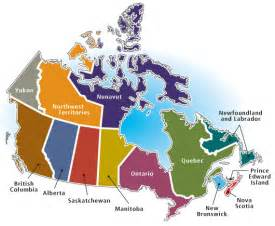 maps canada provinces map of canada provinces and territories