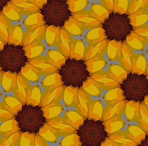 Sunflower With Paper - free illustration sunflower background paper free