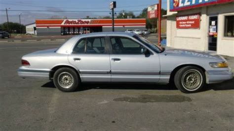 automobile air conditioning service 1994 mercury grand marquis on board diagnostic system find used 1994 mercury grand marquis in kingsville texas united states for us 2 000 00
