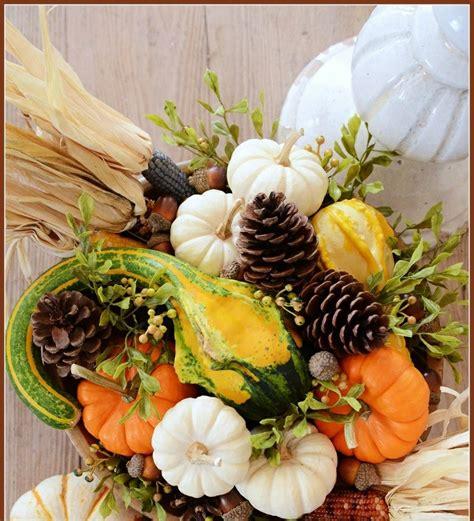 calabaza recetas  decorar la casa en otono