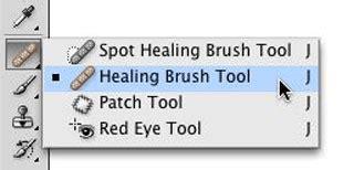 photoshop cs3 healing brush tutorial photoshop tutorials for beginners adobe photoshop tools