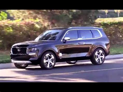 Kia Suv Concept Kia Telluride Suv Concept Awesome
