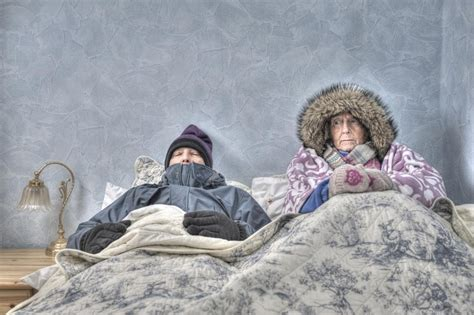 cold bed l carnitine may help older adults keep warm in the cold