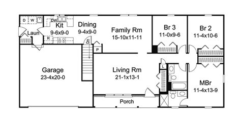 shallow lot house plans shallow house plans escortsea