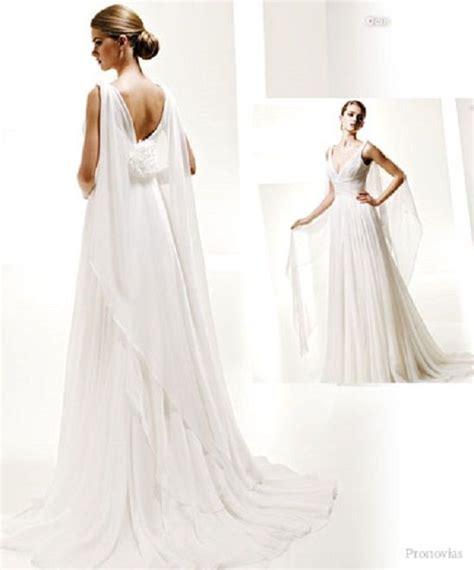Goddess Style Wedding Dresses by Grecian Goddess Wedding Dress Www Pixshark Images