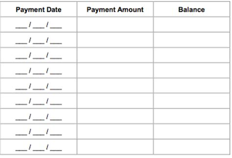 how do you create a photography payment plan — christa