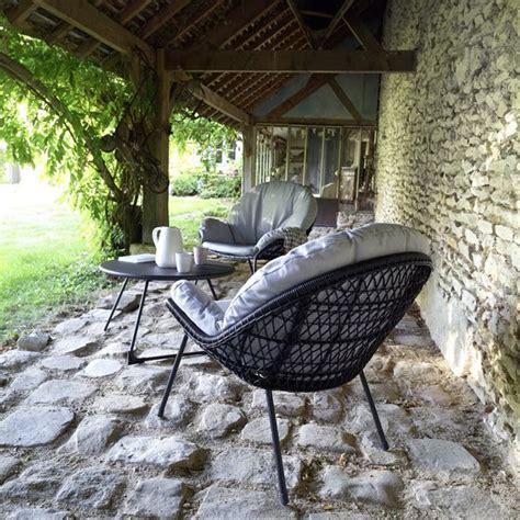 Chaise De Jardin Castorama by Fauteuil De Jardin En Rotin Anya Castorama Jardin