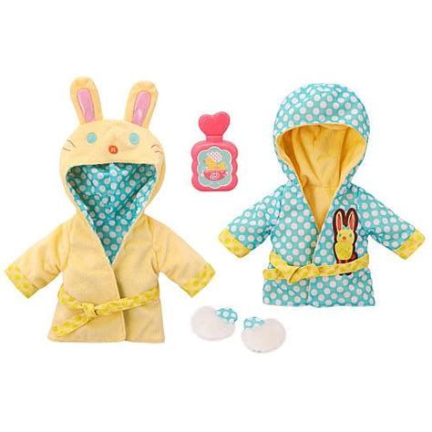 baby alive clothes toys r us baby alive reversible bathtime robe toys toys