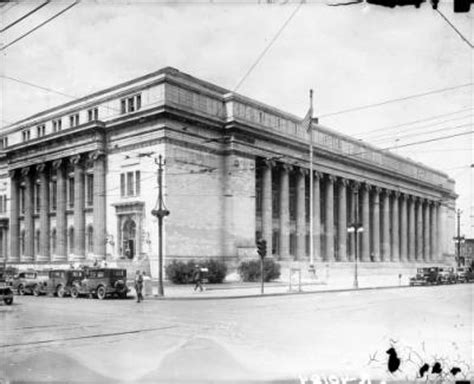 Denver Post Office by U S Post Office And Courthouse Denver 1916 Our