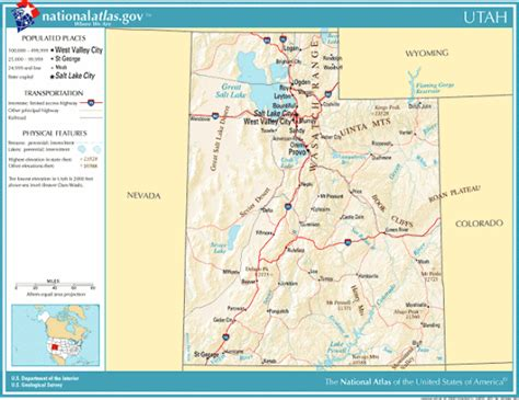 us map vacation planner maps of the southwestern us for trip planning