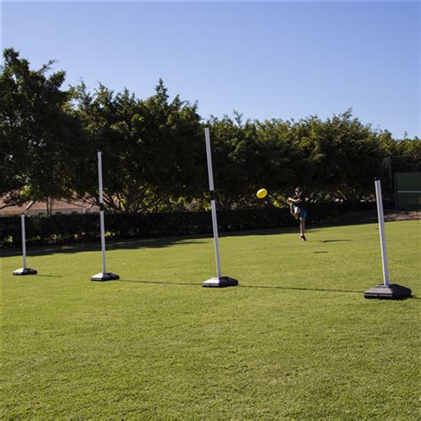 Backyard Afl Hart Mini Afl Goal Set Mod Afl Goals Hart Sport