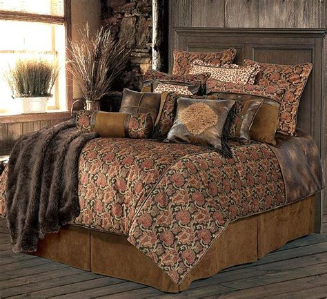 austin western bedding comforter set super king