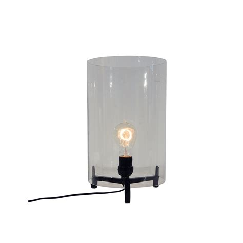 roost glass cylinder pendant contemporary dining room glass cylinder table l lighting and ceiling fans