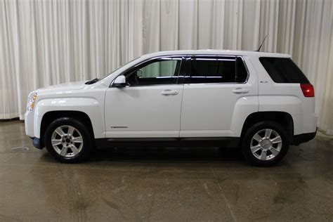 2012 Gmc Terrain Sle used 2012 gmc terrain sle 2 4l 4 cyl automatic fwd in