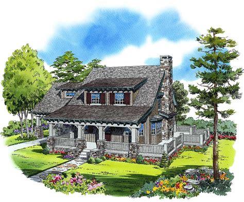 cozy cottage house plans cozy cottage 11523kn 1st floor master suite bonus