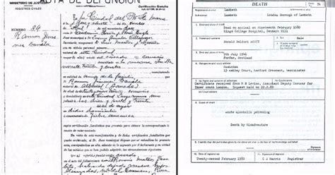 certificado de matrimonio al ingles traducir certificado de defunci 243 n traducci 243 n jurada traductor