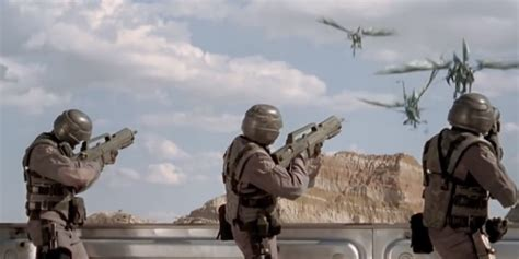 Starship Troopers Original daily grindhouse daily rundown today s cool screenings daily grindhouse