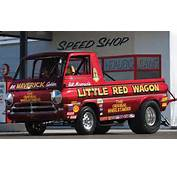 """The """"Little Red Wagon"""" Wheelstander Was Part Of A 'no Reserve'"""