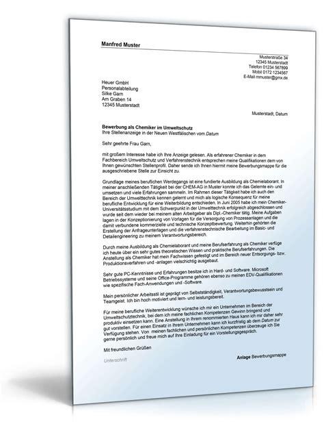 Lebenslauf Diplom Chemiker Bewerbungs Paket Diplom Chemiker Umweltschutz