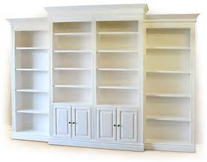 Discount Kitchen Bath Cabinets by Heritage Bookcase With Doors Stone Creek Furniture