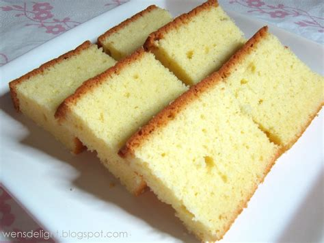 cakes recipes wen s delight a butter cake recipe