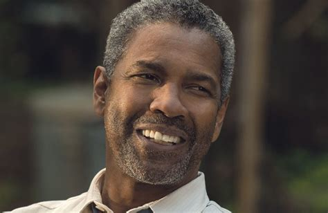 denzel washington gap look different denzel washington removes dental caps for