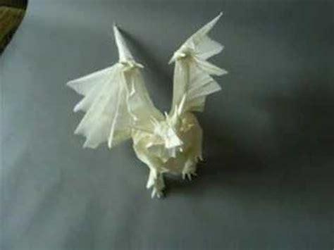 Origami Bahamut - origami bahamut kamiya satoshi made by quot globo quot
