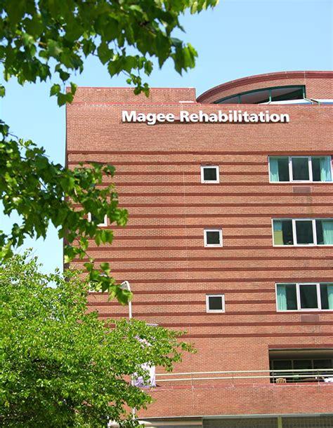 Detox Centers In Philadelphia Pa by Magee Rehabilitation Hospital Hospitals 1513 Race St