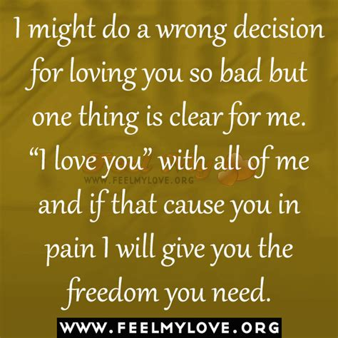 Being Me Loving You what did i do wrong quotes quotesgram