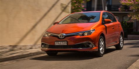 Toyota Corolla Sport 2017 Toyota Corolla Ascent Sport Hatch Review Caradvice